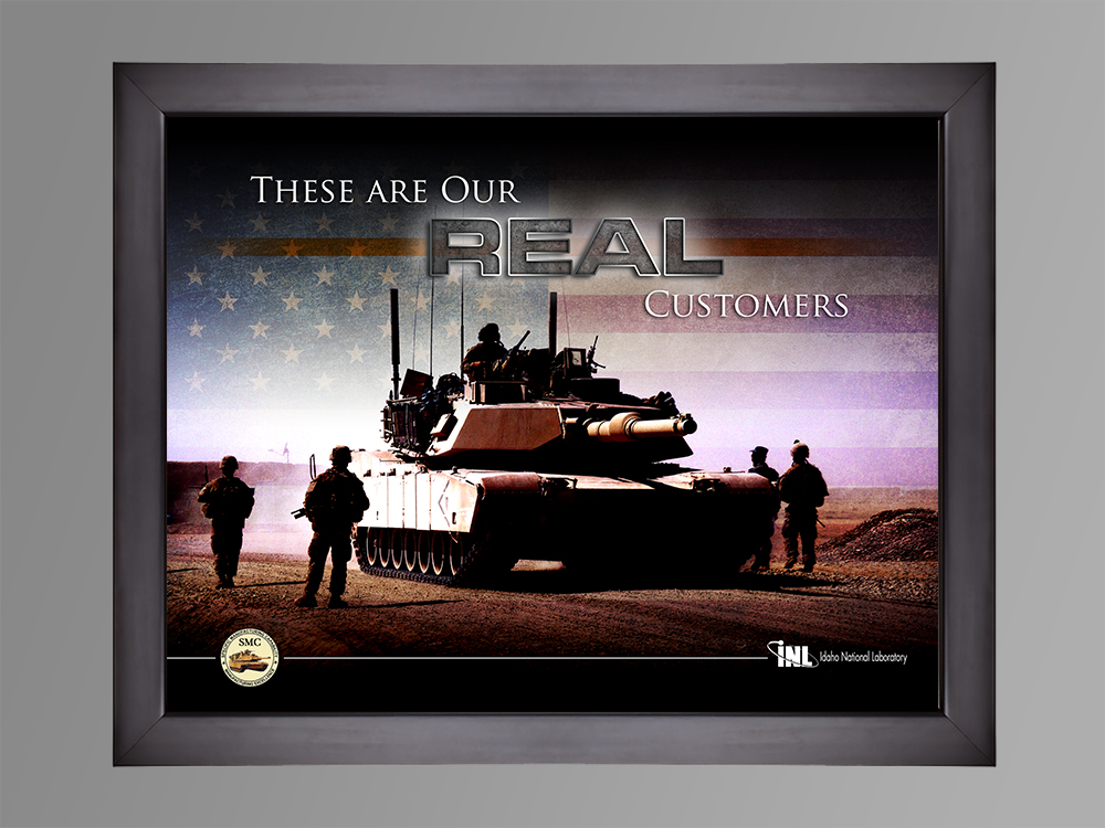 Image of Tank Armor Poster